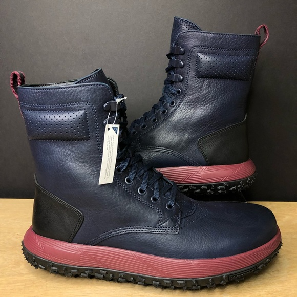 more photos 188df 35840 Under Armour UA RLT Fat Tire Sherpa Leather Boots NWT